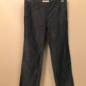 Ann Taylor LOFT Denim Pixie Pants